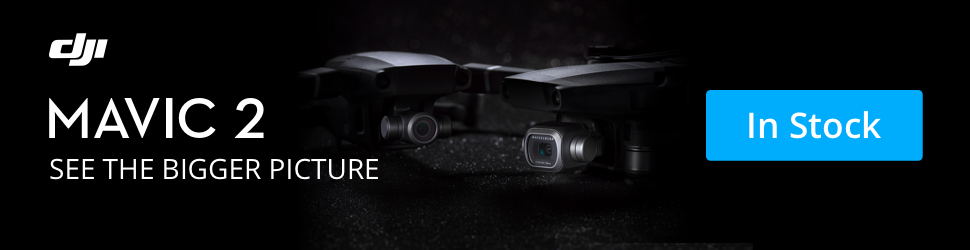 DJI Mavic 2 In Stock. From $1,249. Get ready to see the bigger picture. Shop now!