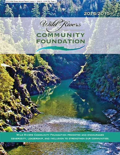 2015 Wild Rivers Annual Report