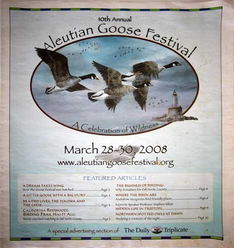 2008 Aleutian Goose Festival Guide