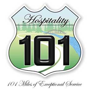 Hospitality 101 Logo