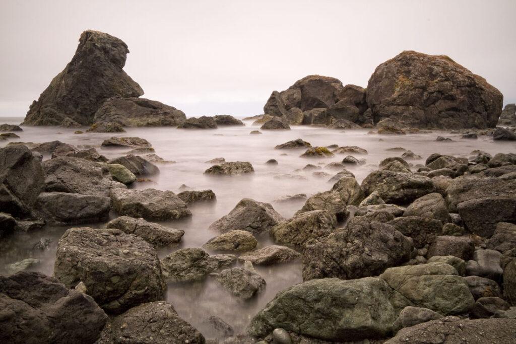 Lone Ranch Beach Rocks
