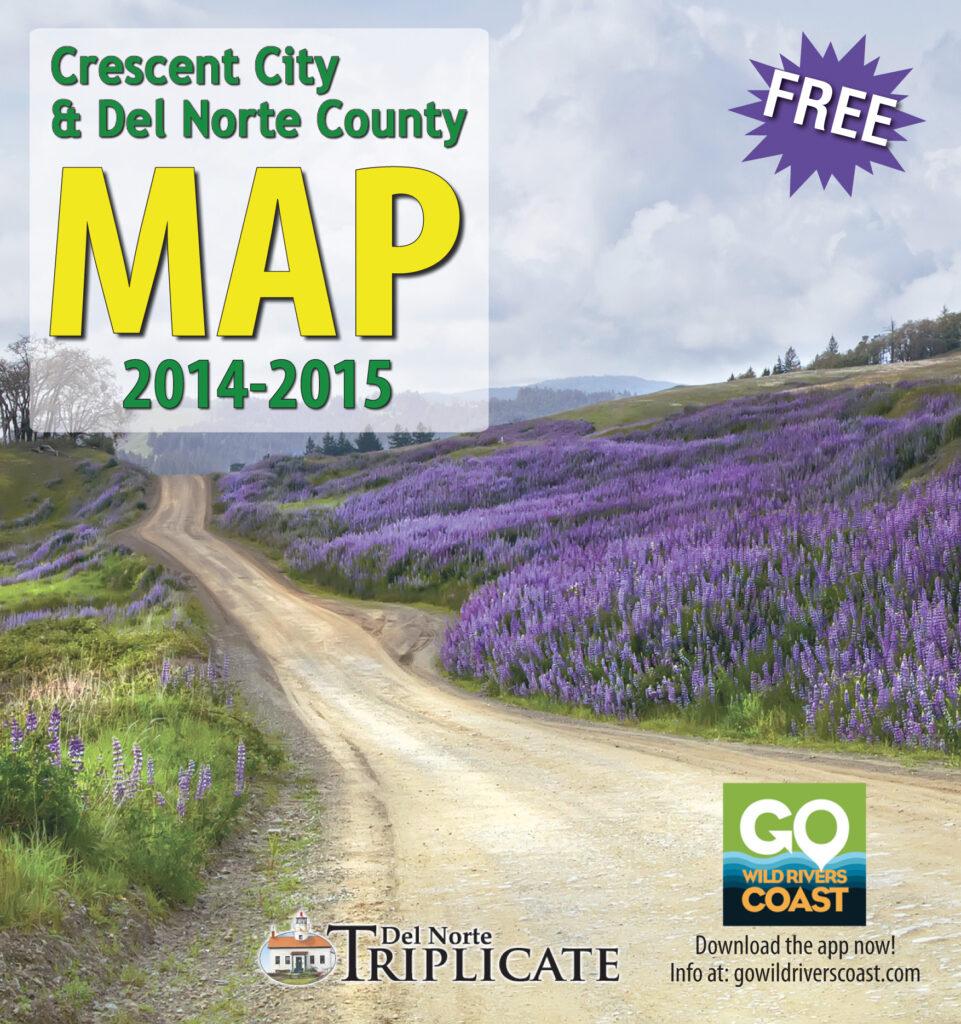 2014 Del Norte County Map Cover Photograph
