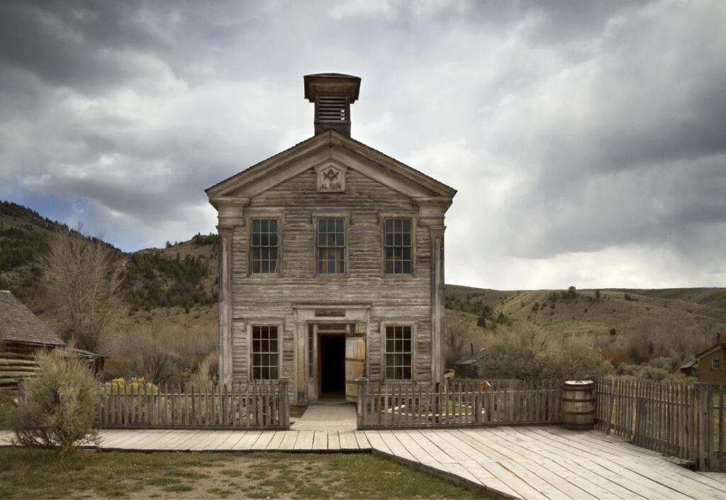 School House and Masonic Lodge