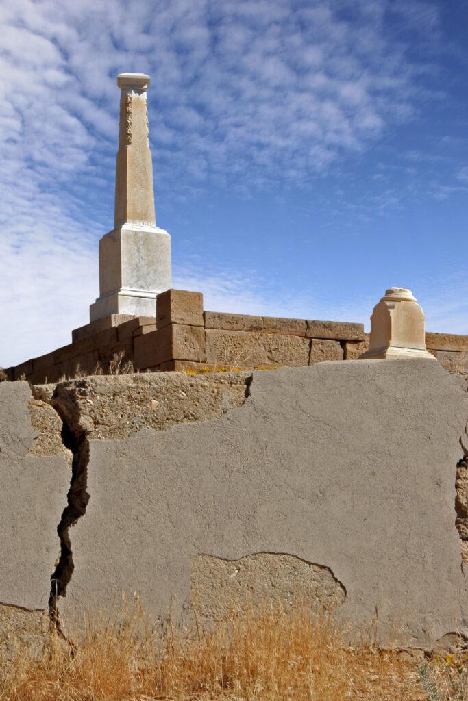 Virginia City Graveyard