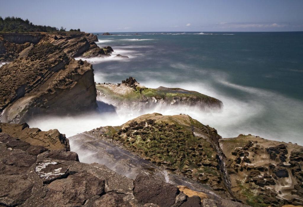 Shores Acres Ocean Scene