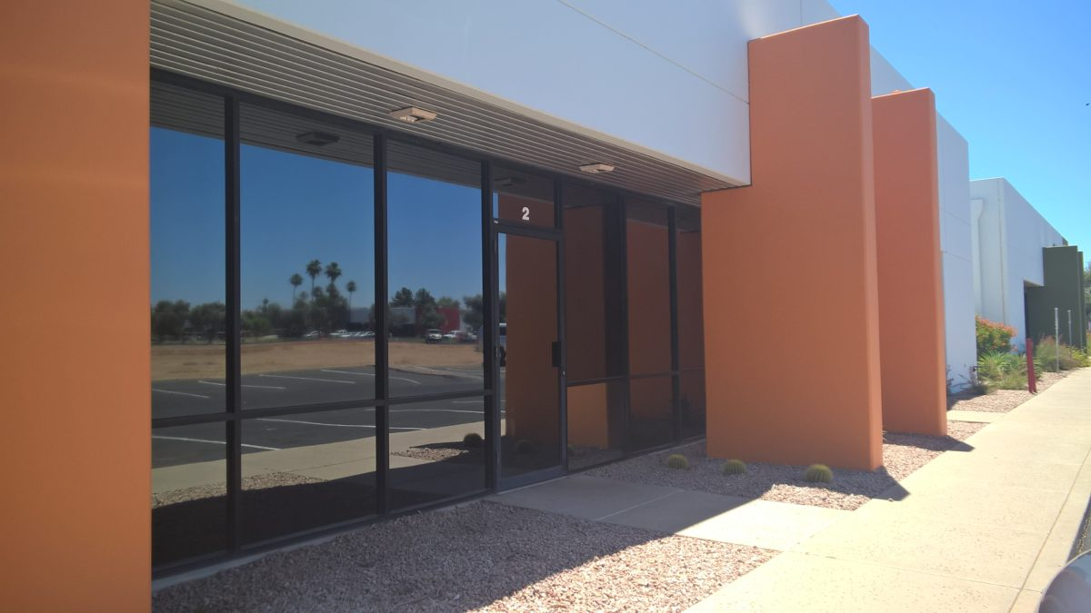<p>Following up on the amazing success of the first location in Chandler, Peixoto Coffee needed help to fit out this warehouse in Chandler to handle their growing operations and upcoming deep dive into wholesale. The nearly 8,000 SF warehouse allows them to maximize efficiencies by providing much more storage space, […]</p>
