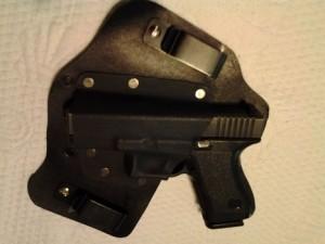 Mid Sized Glock