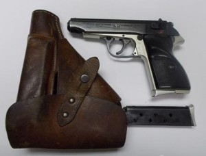 PA-63 in 9mm Makarov this was the first semi-auto I owned