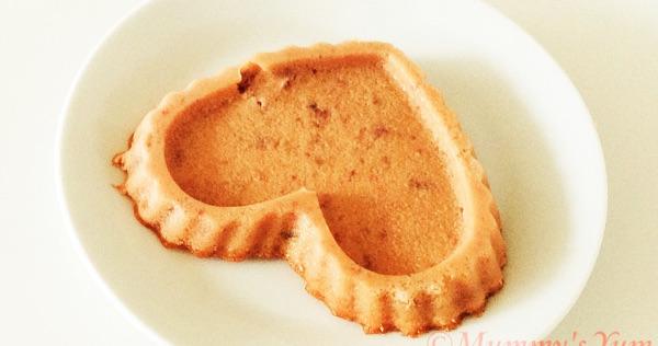 'Moicake' - a handy moimoi for the kids