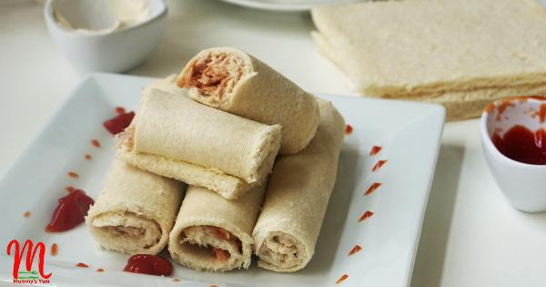 fish bread rolls