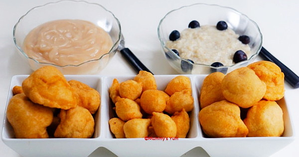 akara balls and nuggets