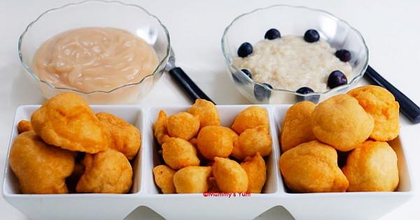 akara balls and nuggets