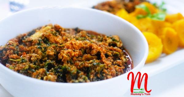 vegetable egg stew