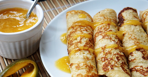 mango Pancake