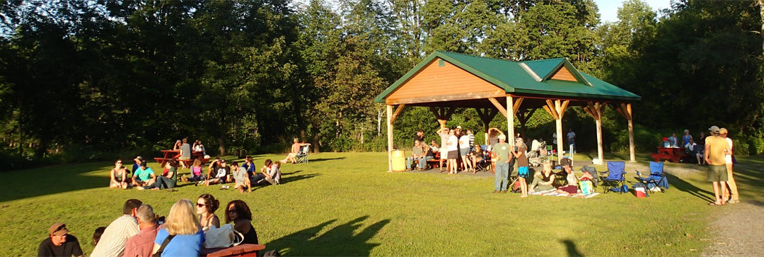 Music By The River July 25, 2015