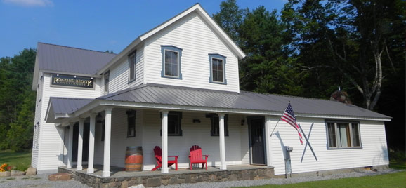 Roaring Brook Guesthouse – House Rental