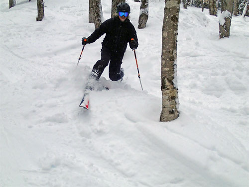 Backcountry Skiing, Snowshoe