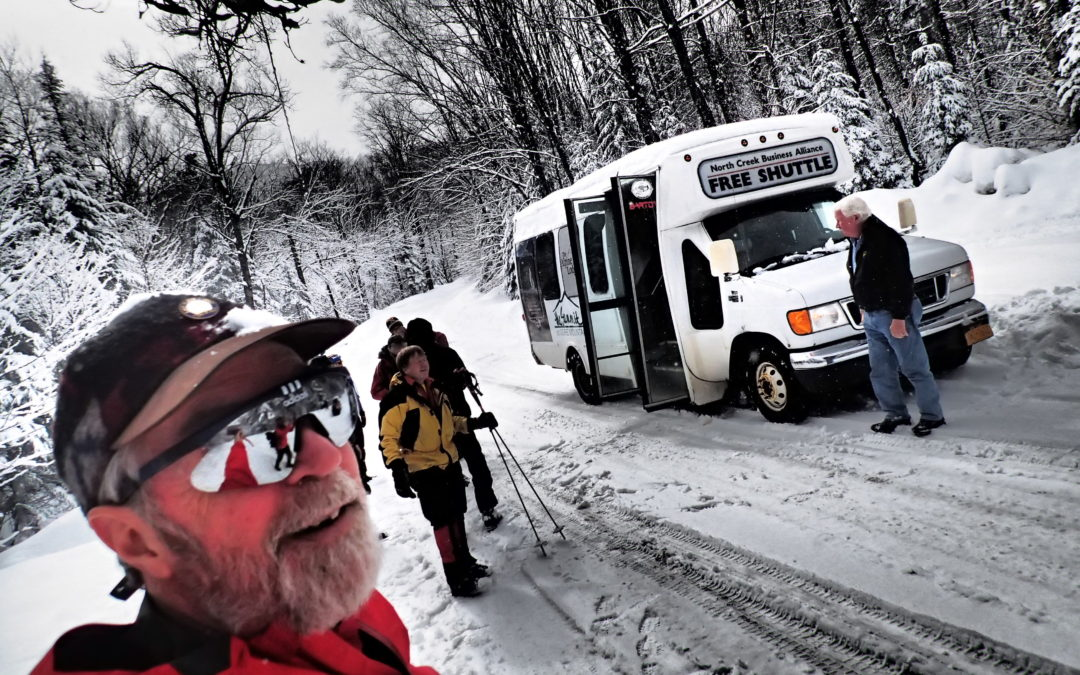 Backcountry Ski Shuttle March 23, 24, 2018