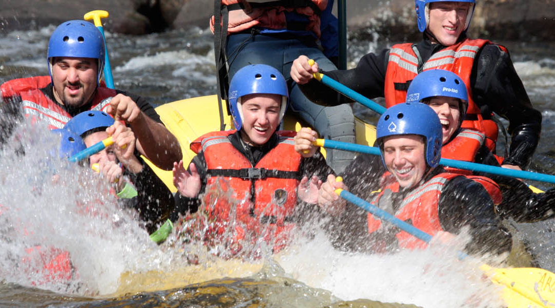 It's Whitewater Season!