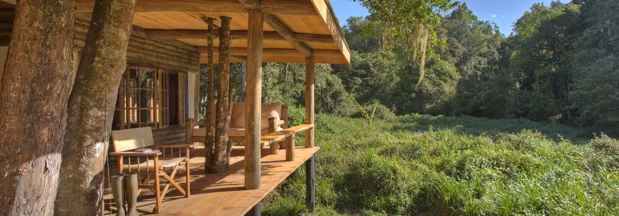accommodation mt kenya forest