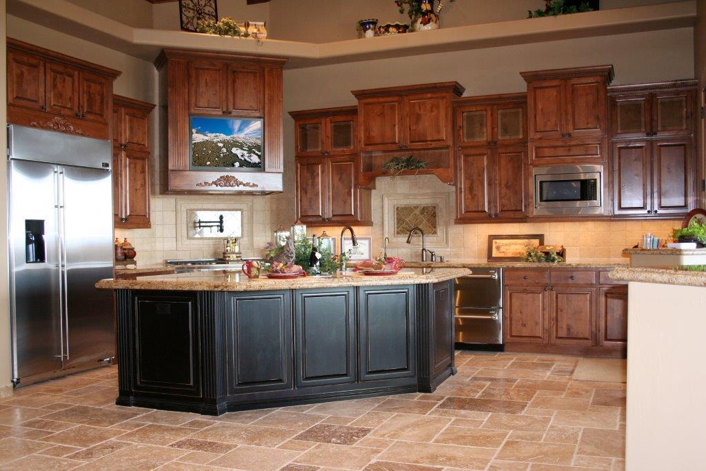 cornerstone custom kitchen cabinets