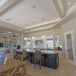 Phoenix Blackstone Custom Home Contemporary kitchen