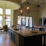 Chandler Contemporary Kitchen kitchen storage