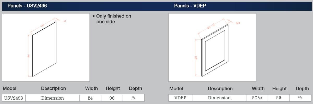 Panels - USV2496