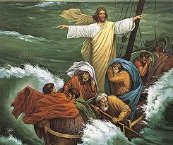 Jo's Devotions: Trust Jesus to Calm Your Storm