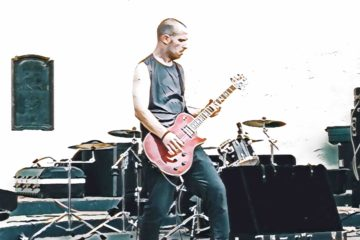 In the Verse's Dave Hanson Raising Funds for Solo Project; features Skillet's former drummer