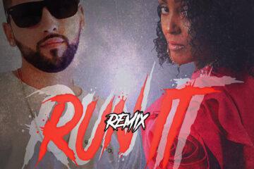 New Single | Man Of FAITH - Run It Remix