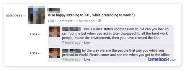 employee post