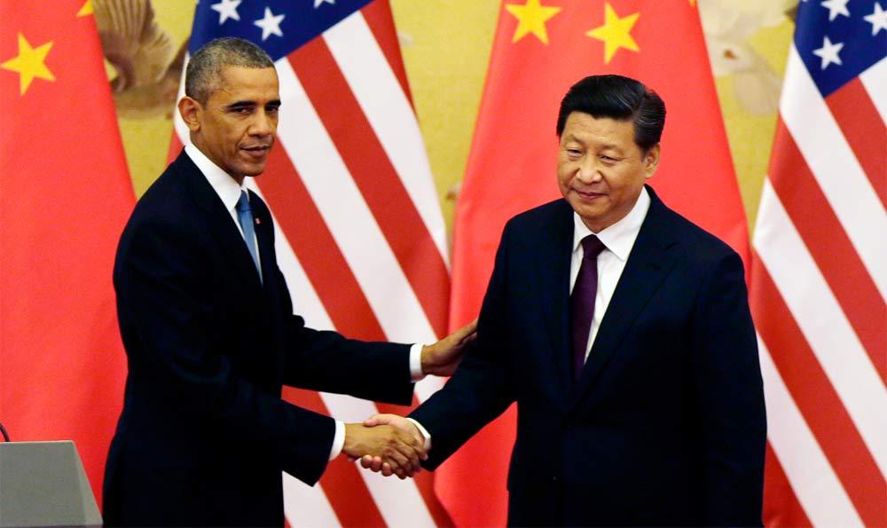 Obama Xi