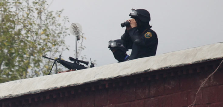 Chinese snipers