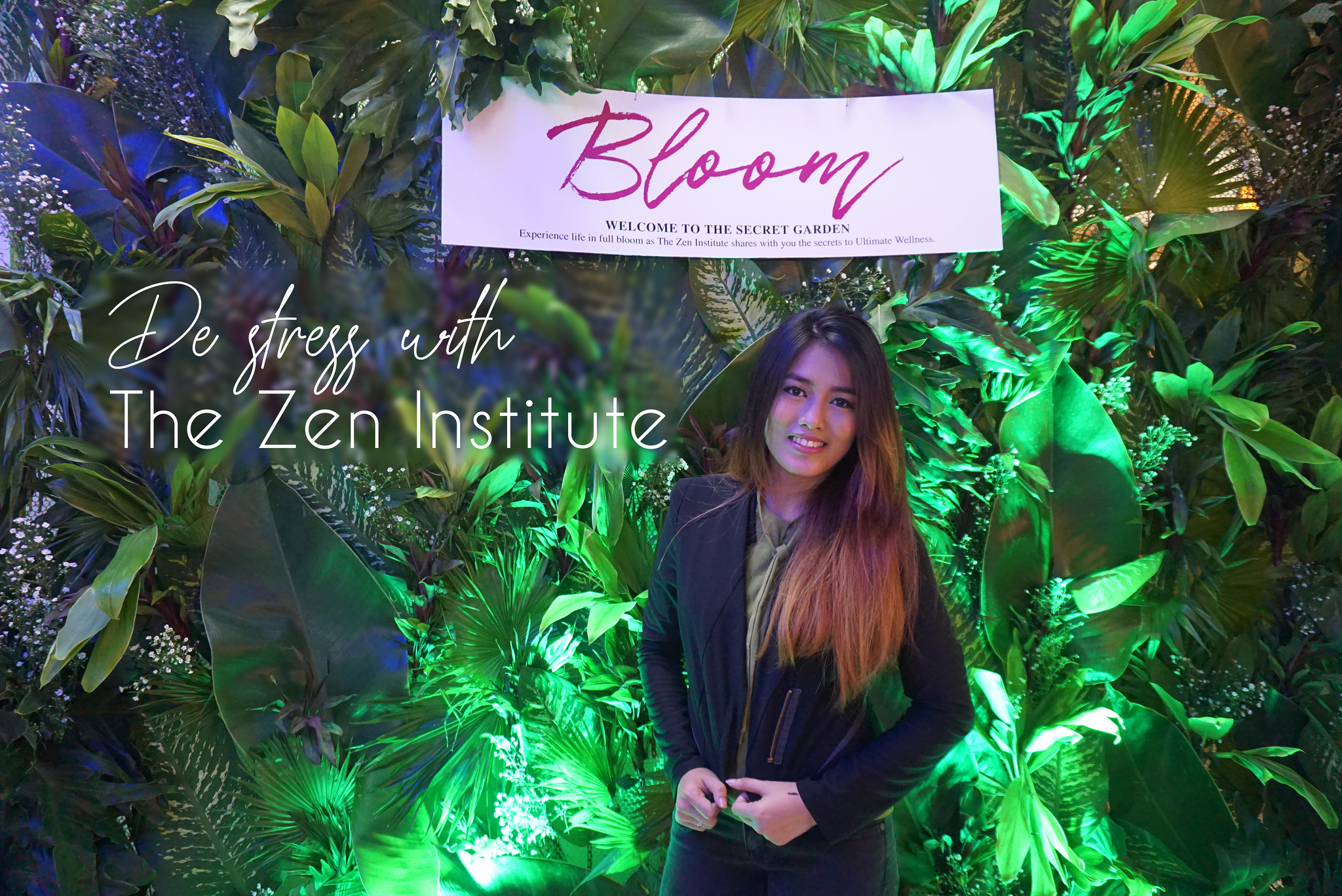 No Stress Look for the Holiday Season with The Zen Institute