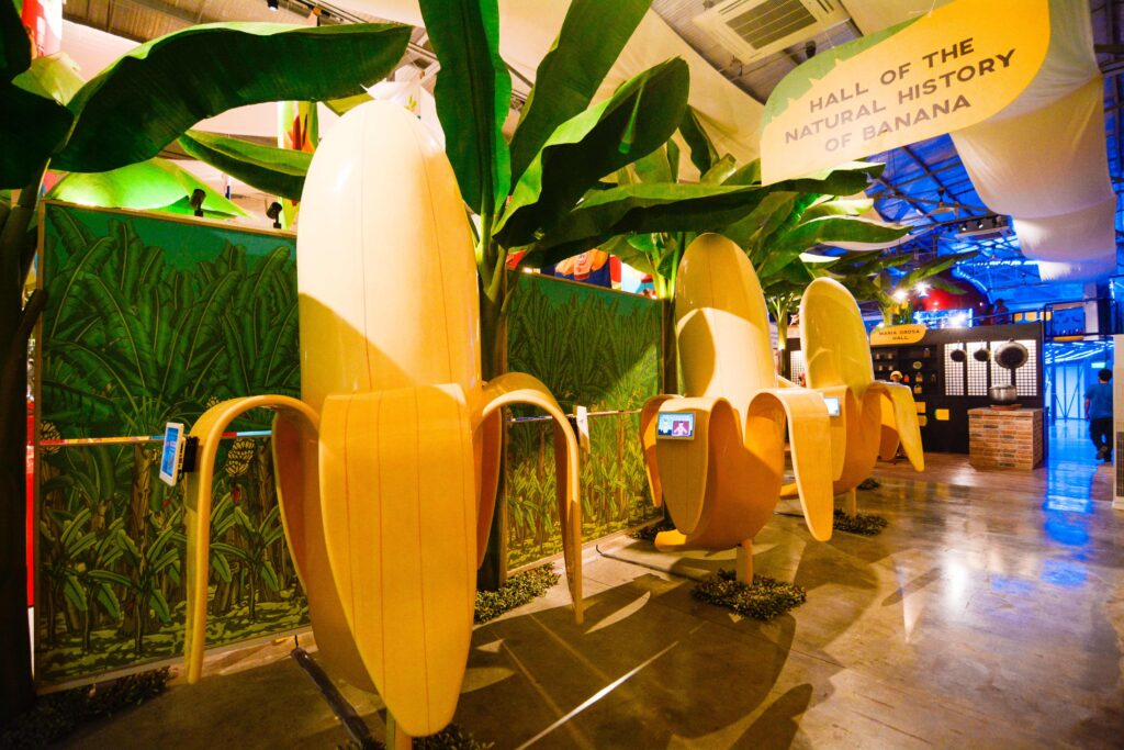 Hall of the Natural History of Banana (1)(1)