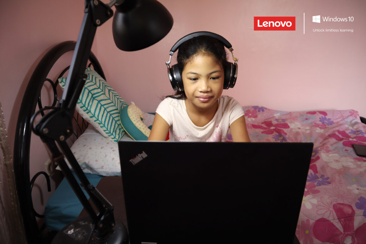 Distance Learning Program by Lenovo Edvision