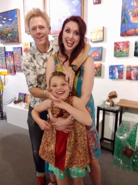 <h5>The lovely and spontaneous Carter family</h5>