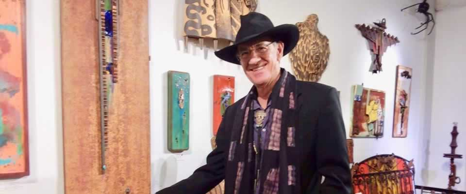 4th Friday Artist Reception – Kit Carson