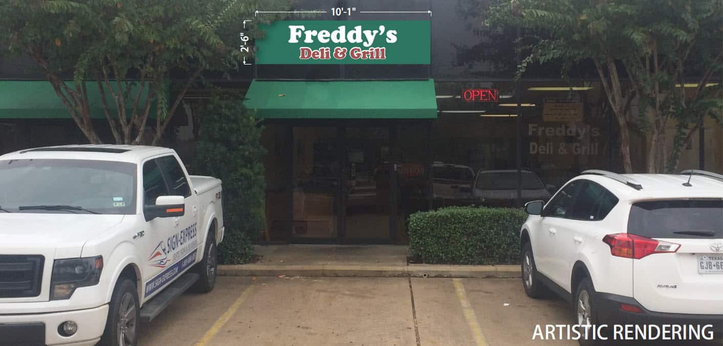 Business Signage Freddys Sign-Express