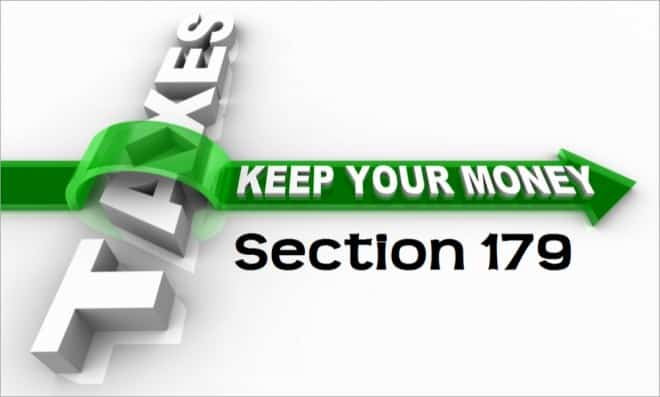 Save Thousands with 2015 Section 179 Tax Deduction