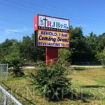 RJB Christian School LED Sign Orlando, FL
