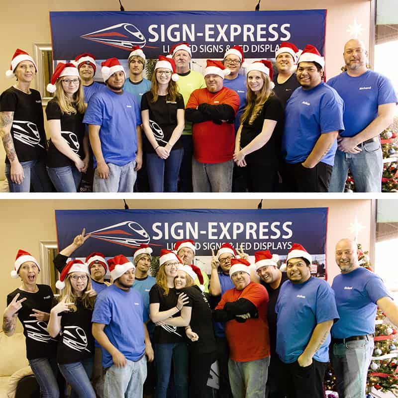 Merry Christmas from Sign-Express