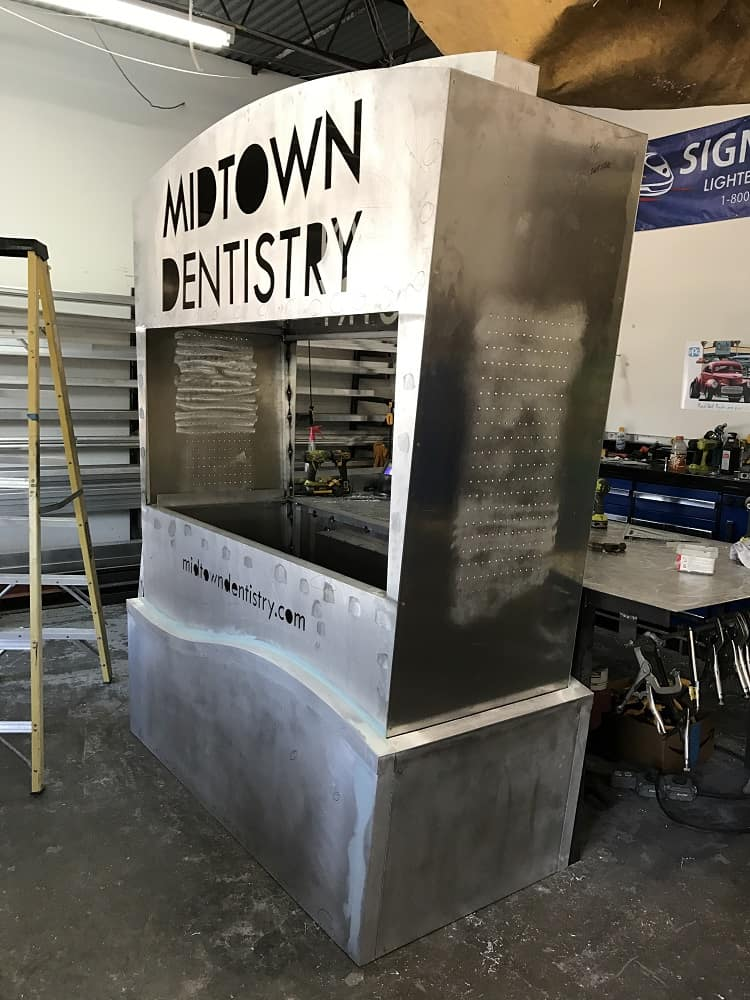 Midtown-Dentistry-Pearland-Tx-Medical-LED-Sign