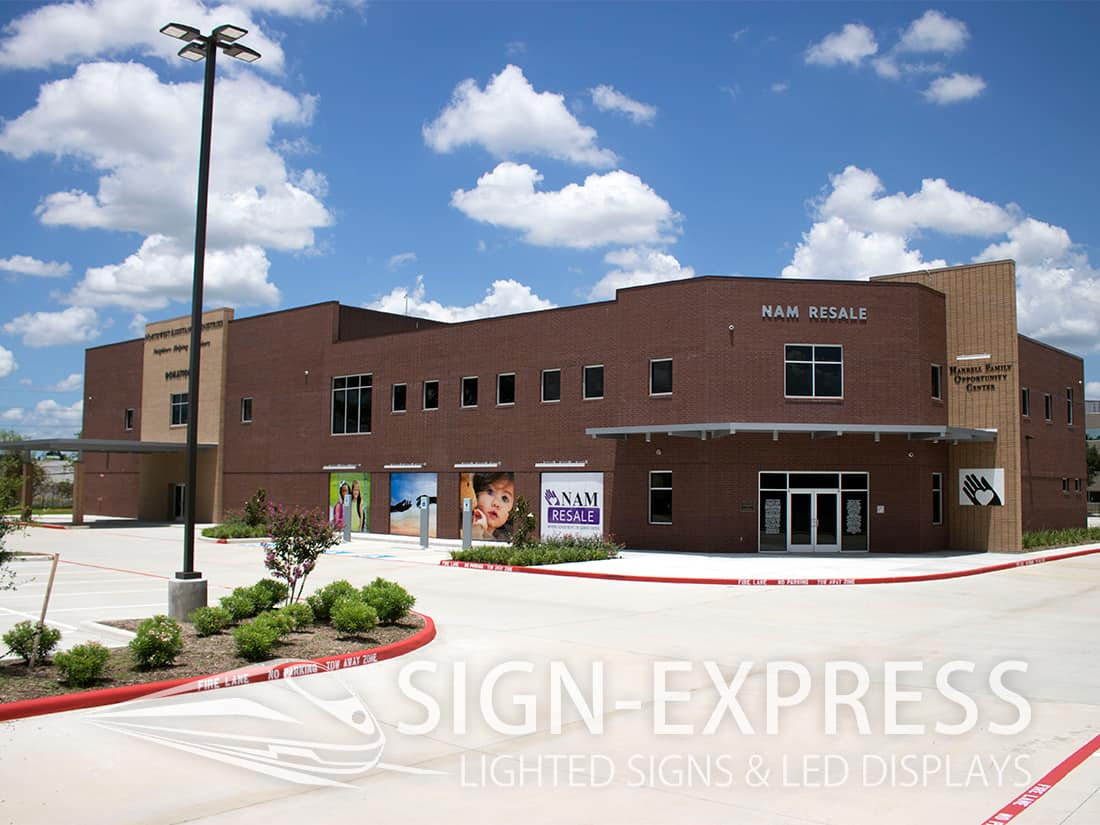Northwest-Assistance-Ministries-Houston-TX-Signage