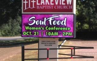 Lakview-Baptist-Church-LED-Church-Sign-Lakeview-T