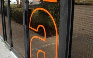 Hawser Sling Houston Custom Business Sign