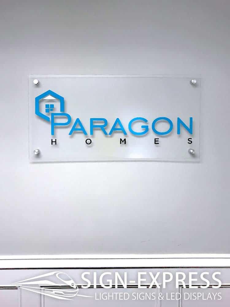 paragon-homes-stud-mount-vinyl-office-sign