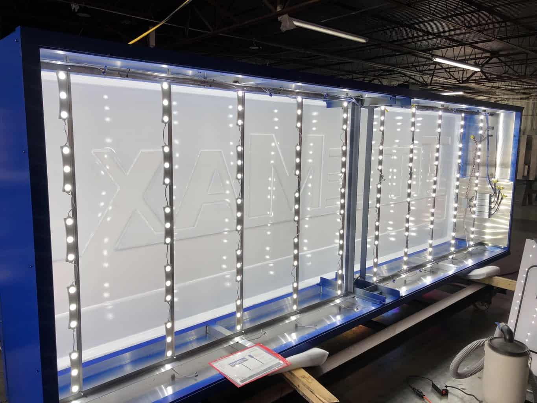 LED Retrofit Sign