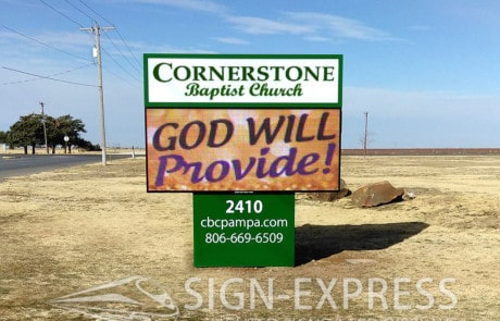 Cornerstone-Church-LED-Sign-Pampa-Texas